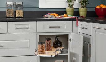 Corner Cabinet Storage