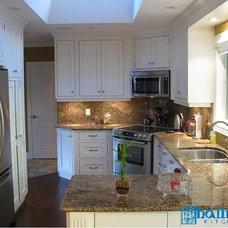 Traditional Kitchen by Hallmark Kitchens