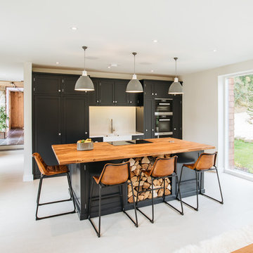 Cornwall Kitchen and dining