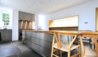 Cornwall Stainless Steel Kitchen
