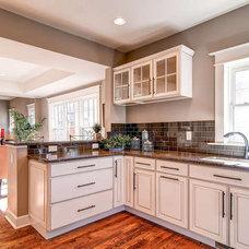 Traditional Kitchen by AK Interior Design