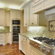 Traditional Kitchen by Pomykal Homes