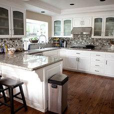 Traditional Kitchen by Nicolls Design Build