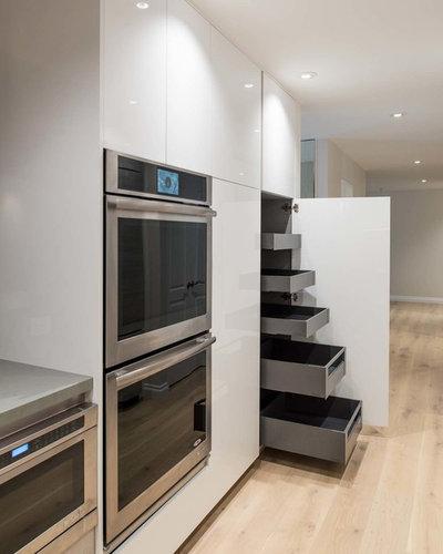 Contemporary Kitchen by Thomas Development
