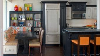 Coronado Condo Kitchen Remodel with Nook