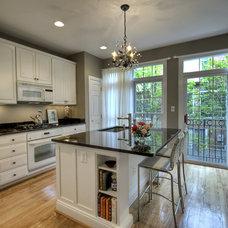 Modern Kitchen by Arrington Design Build