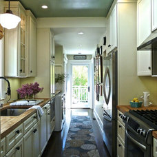 Transitional Kitchen by M Interiors