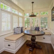 Craftsman Kitchen by Dennis Mayer, Photographer