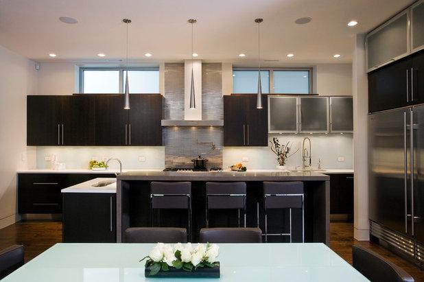 Contemporary Kitchen by Nicholas Design Collaborative