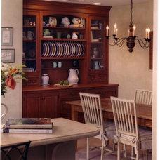 Traditional Kitchen by Ralph Fasano Jr. C.K.D.
