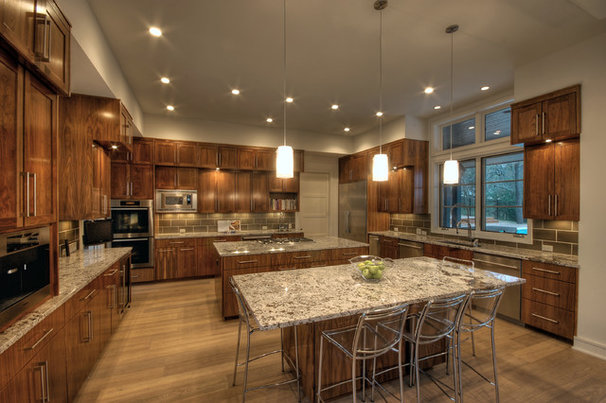 Contemporary Kitchen by Butterfield Custom Homes