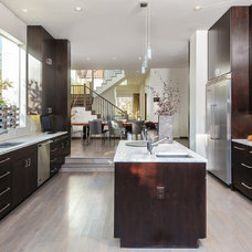 Contemporary Kitchen by COSH Group