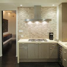 Modern Kitchen by EAG Studio