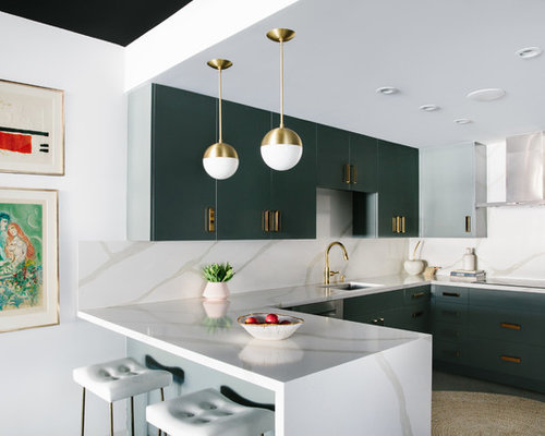 Best Small Kitchen Design Ideas & Remodel Pictures