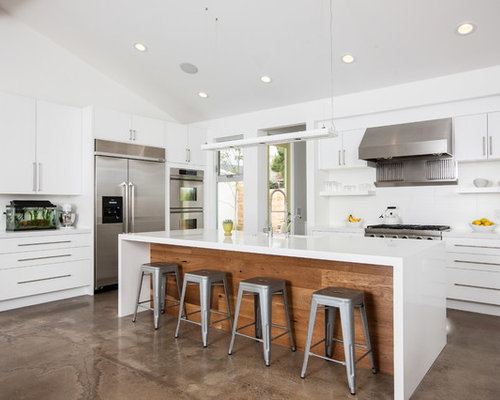 Waterfall Island Houzz