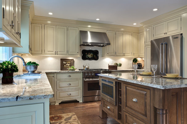 Traditional Kitchen by Turan Designs, Inc.