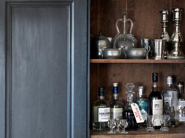 Traditional Kitchen by Marion Lichtig Ltd