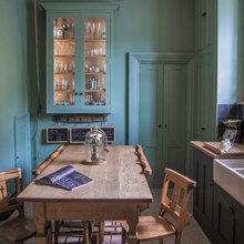 Industrial Victorian Kitchen