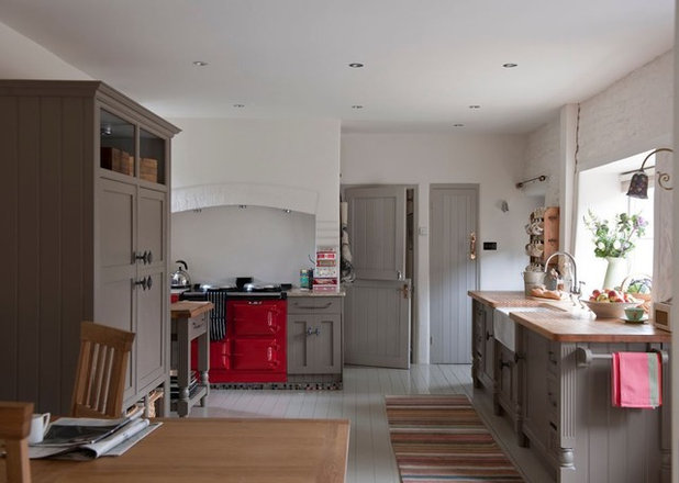 Country Kitchen by absolute abode design