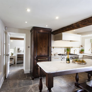 Cotswolds Manor House Kitchen