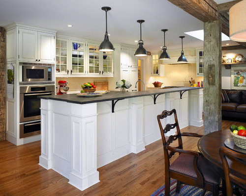Kitchen Island Post kitchen island post | houzz