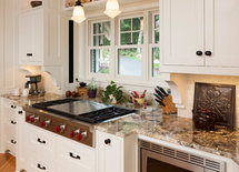 Granite - what is the granite called that you used in this kitchen?