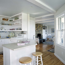 Traditional Kitchen by CBRD