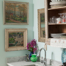 Farmhouse Kitchen by Andrew Sherman Photography