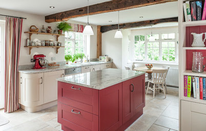 7 White Kitchens That Make the Case for Painting the Island
