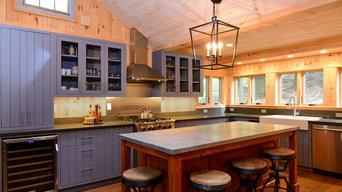 Cottage Kitchen Addition