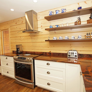 Cottage Kitchen Living at its Best!