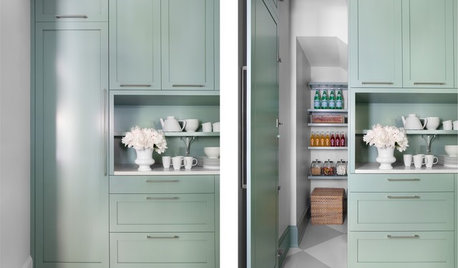 4 Enticing Ways With Pantry Doors