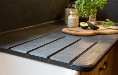 Schiefer-Arbeitsplatte – natürliche Schönheit für die Küche