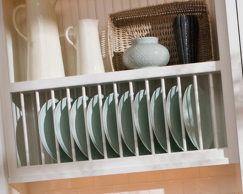 Plate Rack Cabinets Home Design Ideas, Pictures, Remodel and Decor