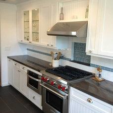 Beach Style Kitchen by WC Design Center