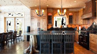 Cottage Kitchen Renovation