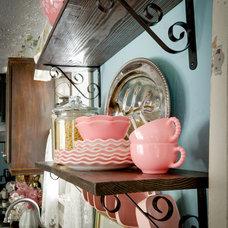 Farmhouse Kitchen by Anita Diaz for Far Above Rubies