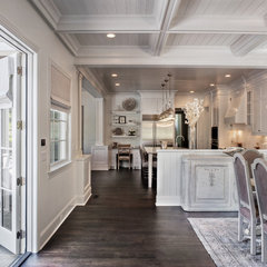 eclectic kitchen by Gabriel Builders Inc.