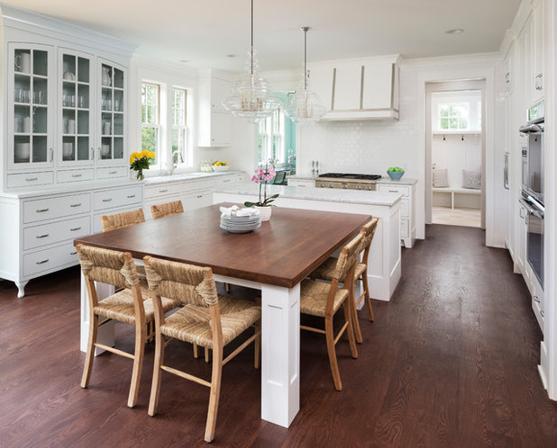 Beach Style Kitchen by City Homes, LLC