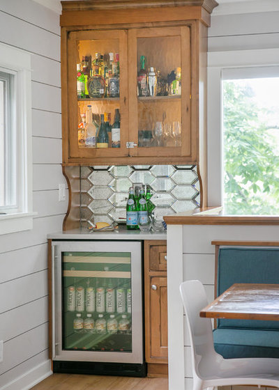 Farmhouse Kitchen by Natalie L. Spiniolas