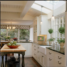 Traditional Kitchen by NW Renovations & Design Co.