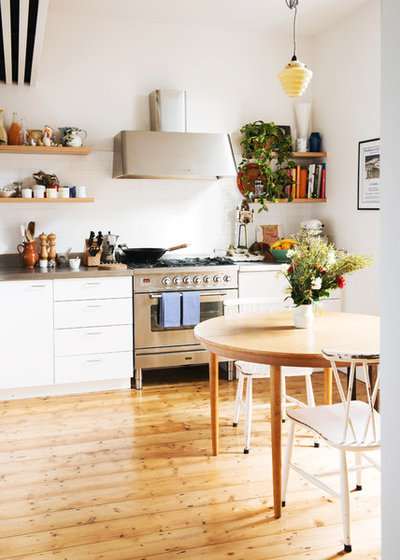 Scandinavian Kitchen Cottage Place