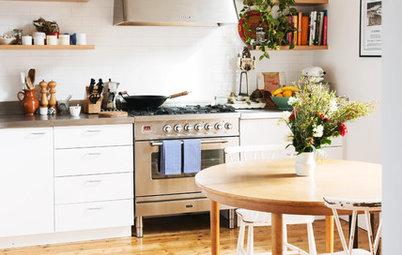 10 Zutaten für eine gemütliche Wohnküche