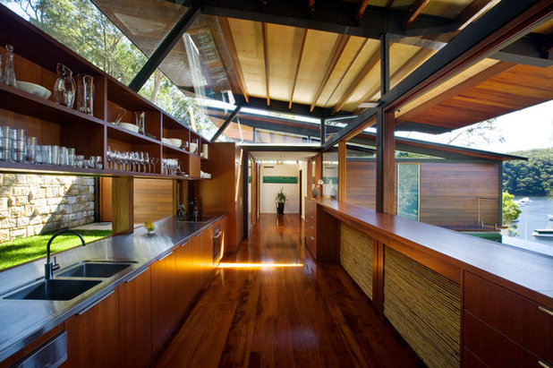 Contemporary Kitchen by Richard Cole Architecture