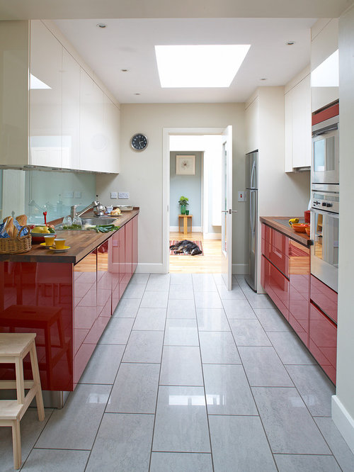 galley kitchen cabinets and white houzz 1153