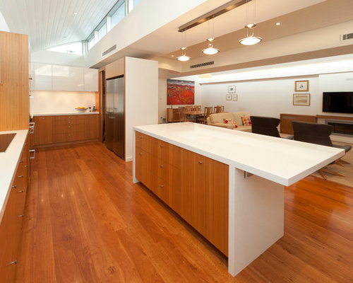 Modern perth eat in kitchen design ideas renovations photos for Kitchen renovations centurion