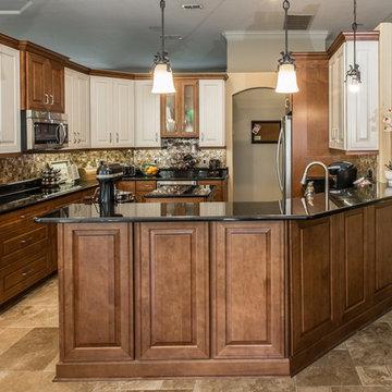 Cottrell (Waypoint) Zelmar Kitchen Remodel