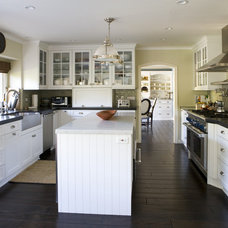Traditional Kitchen by DZines By Nicole