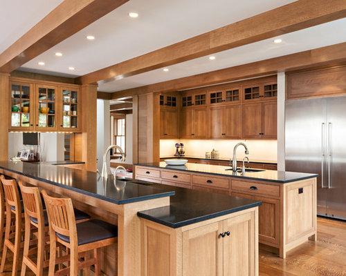 Foto e idee per arredare casa american style boston for Casa stile shaker