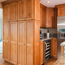 Traditional Kitchen by Capewide Enterprises